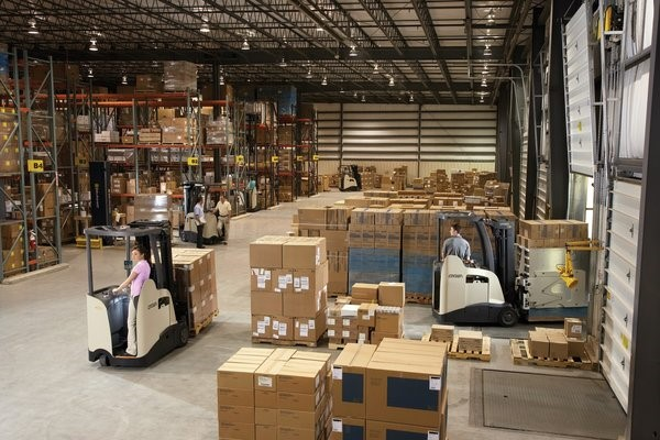 Crown Equipment Warehouse Facility