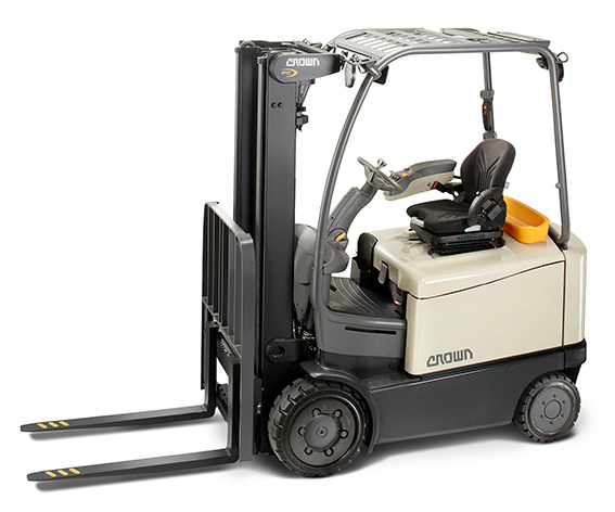 New forklift FC 5200 from Crown