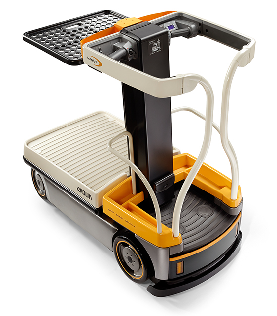 Crown launches new Wave Work Assist Vehicle