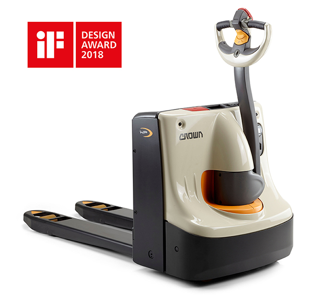 Pallet truck WP 3010 from Crown Lift Trucks