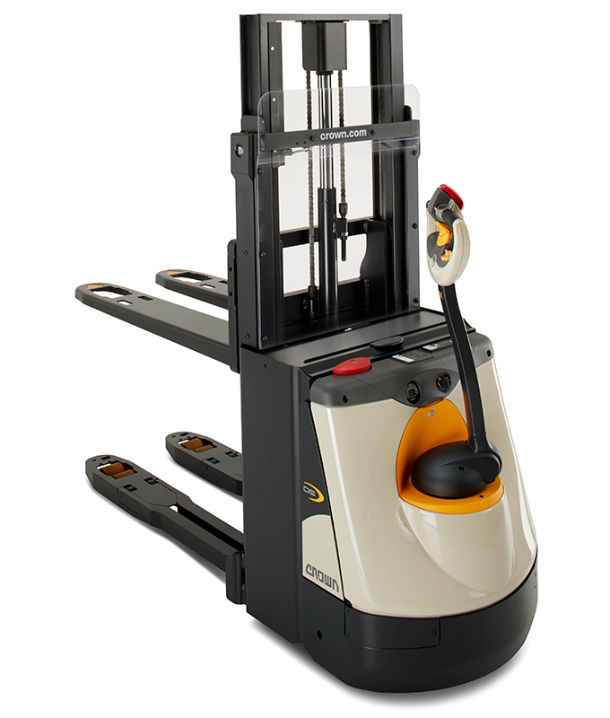 double stacker DS 3040 - Crown launch