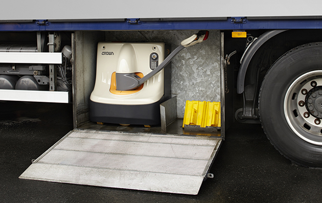 pallet truck WP 3010 from Crown