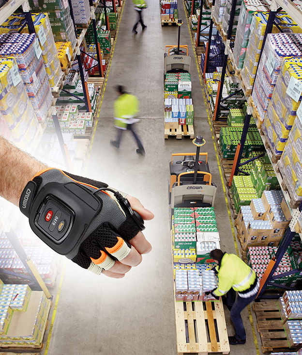 GOOD DESIGN Award for QuickPick® Remote order picking technology